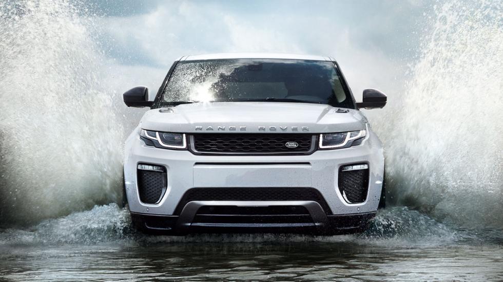 Range Rover Evoque 2015 frontal