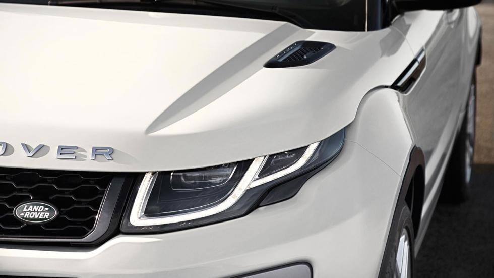 Range Rover Evoque 2015 faros