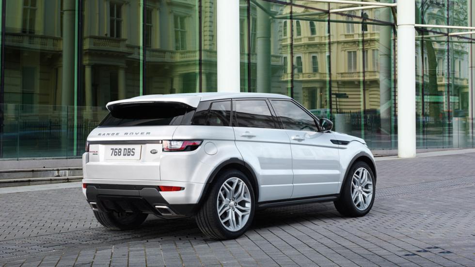 Range Rover Evoque 2015 trasera