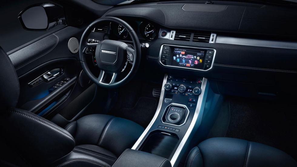 Range Rover Evoque 2015 interior