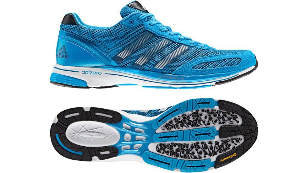 Máximo agarre para los corredores con las zapatillas adidas