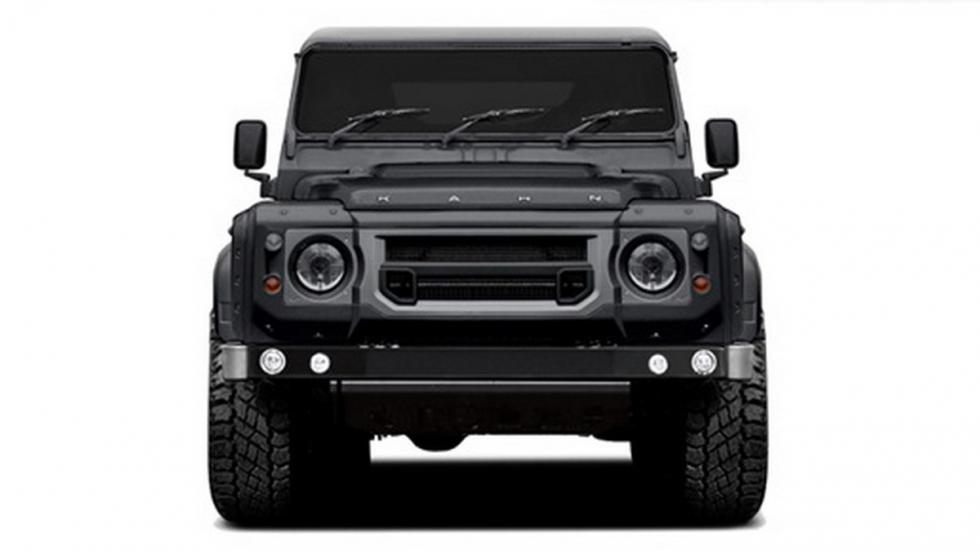 Kahn 'Flying Huntsman' 6x6 Concept frontal