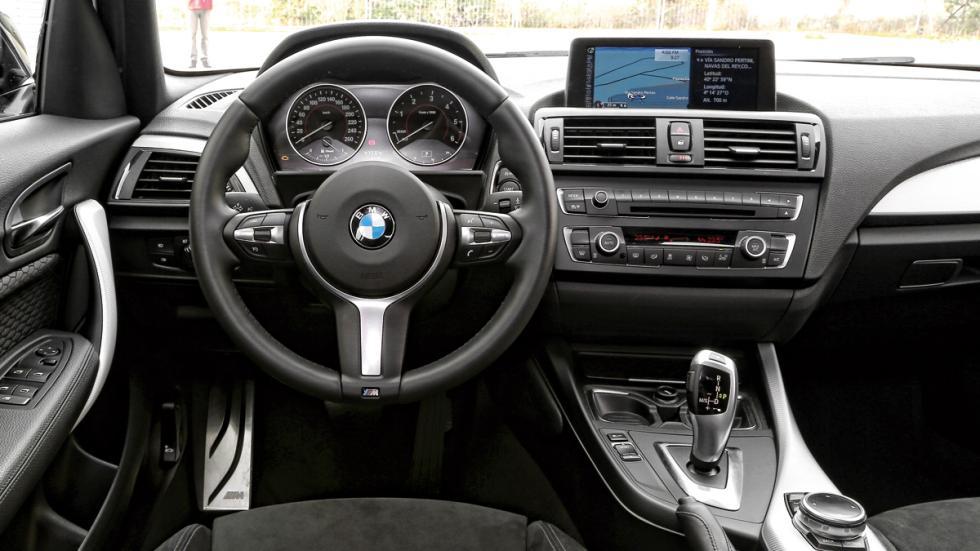 BMW 118d interior