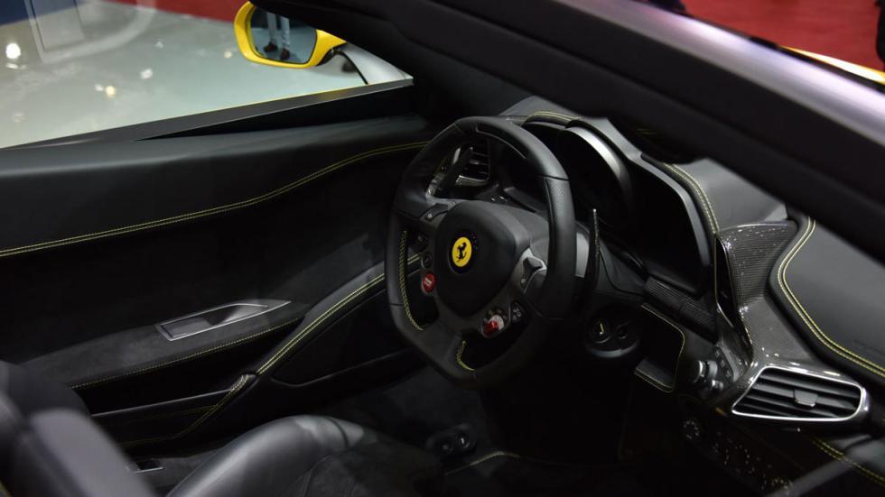 interior Ferrari Sergio