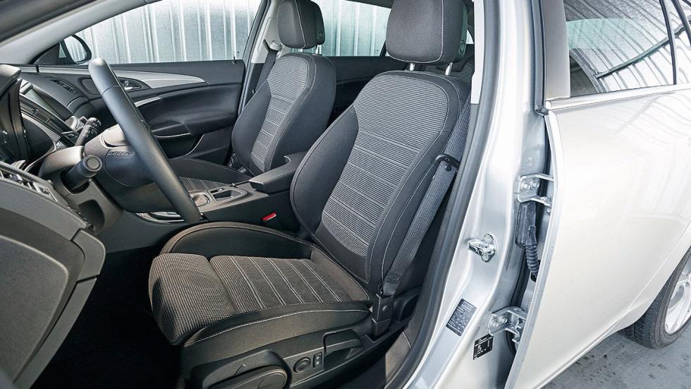 Opel Insignia asientos