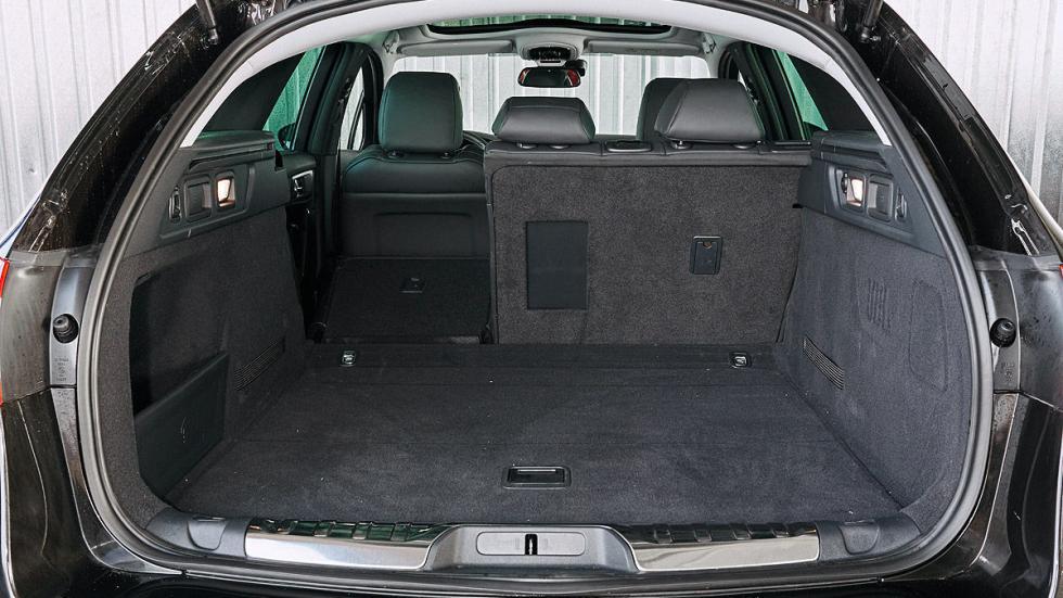Peugeot 508 traseras maletero