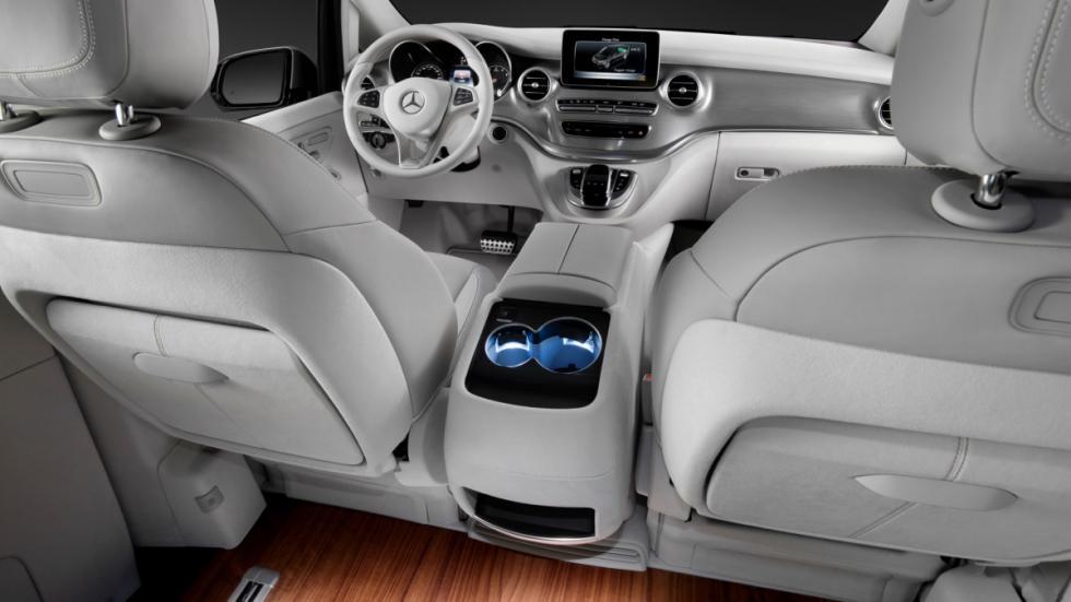 Mercedes Concept V-ision