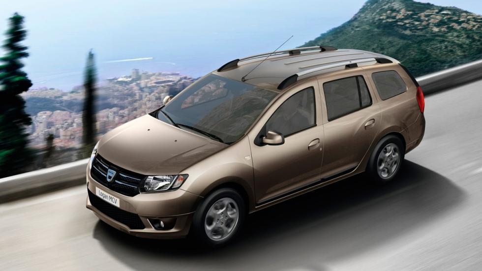 Dacia Logan MCV delantera