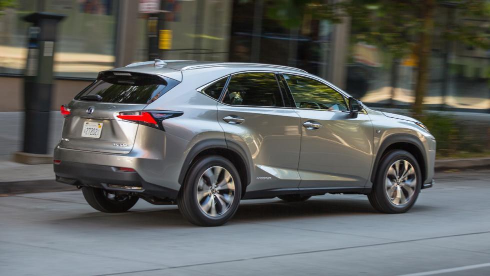 mejores-coches-200-cv- Lexus-NX-300h-zaga