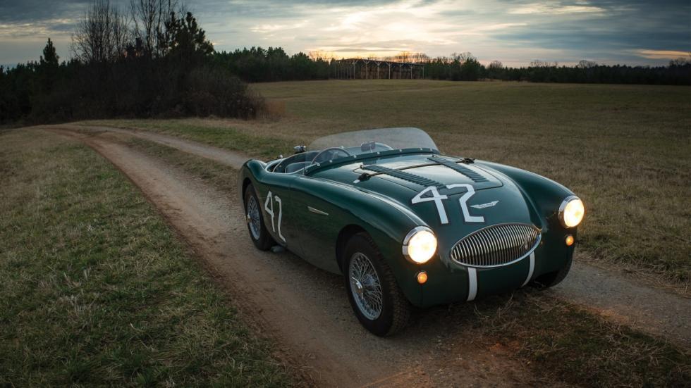 Austin-Healey 100S de 1955