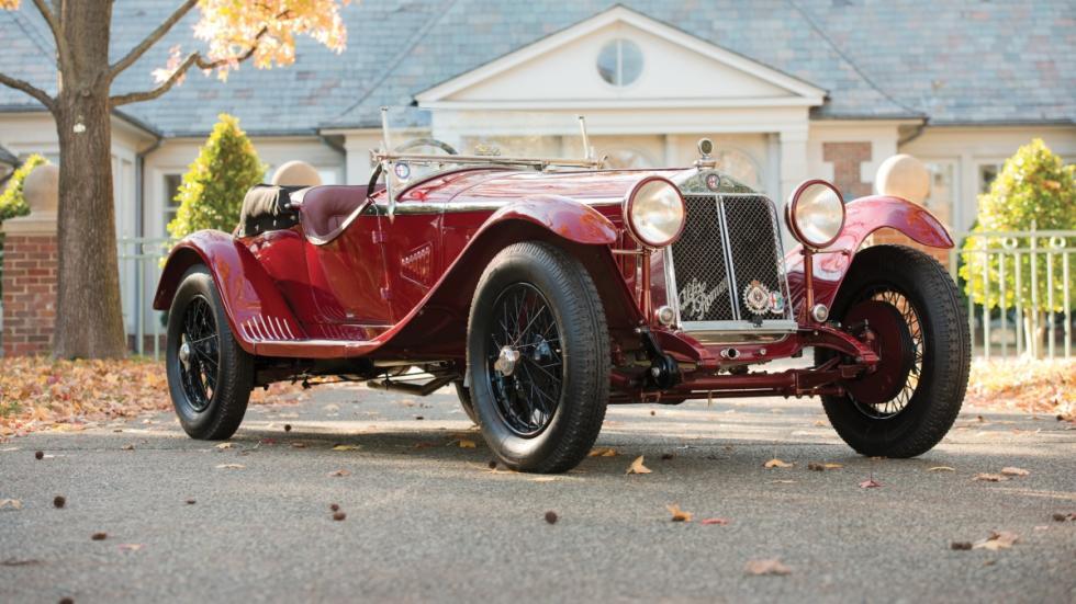Alfa Romeo 6C 1750 Spider de 1931
