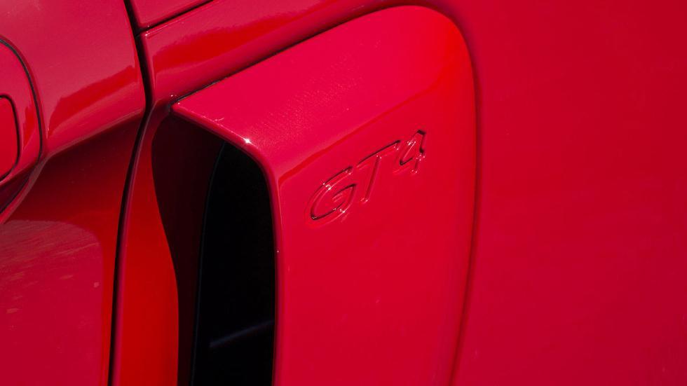 Prueba: Porsche Cayman GT4 2015 detalle