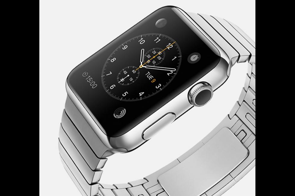 Apple Watch de acero inoxidable, aluminio o de oro