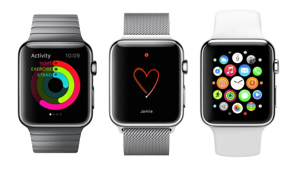 Funciones Apple Watch