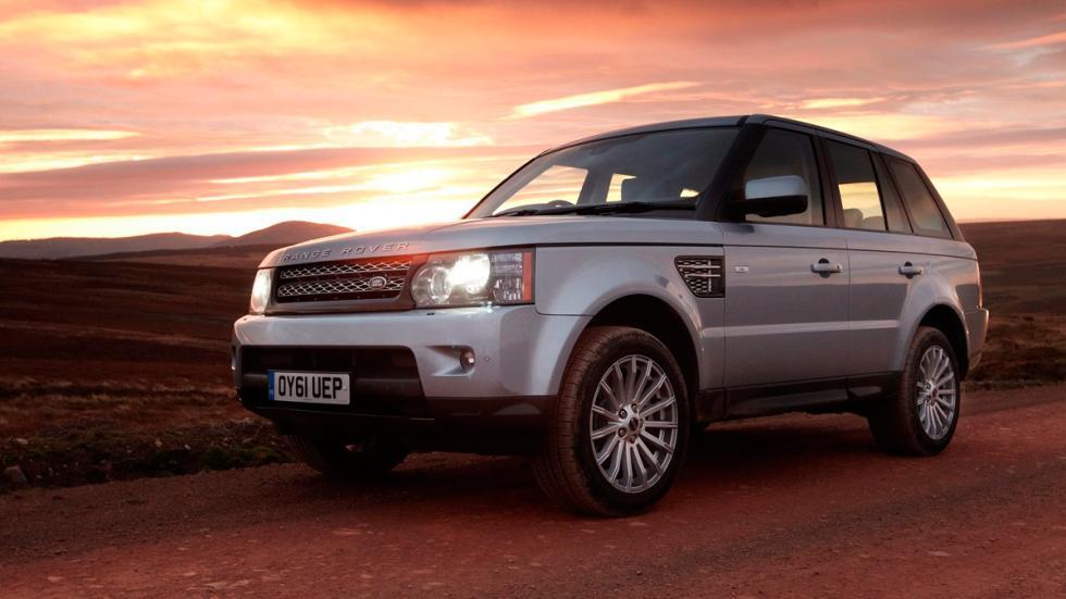 Land Rover Range Rover Sport delantera