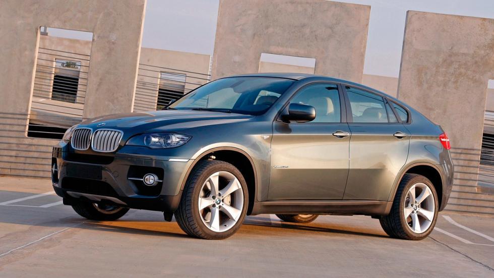 BMW X6 delantera