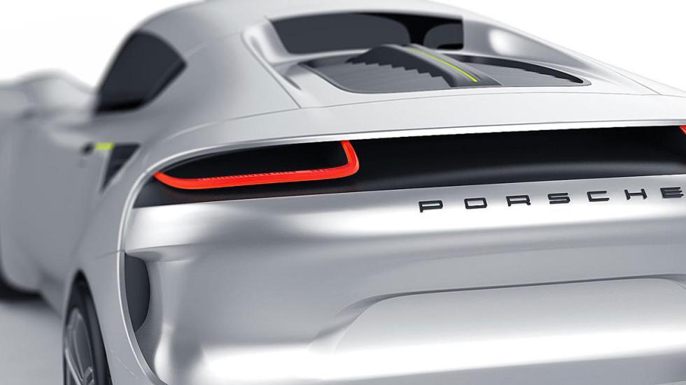 Porsche 356e faros