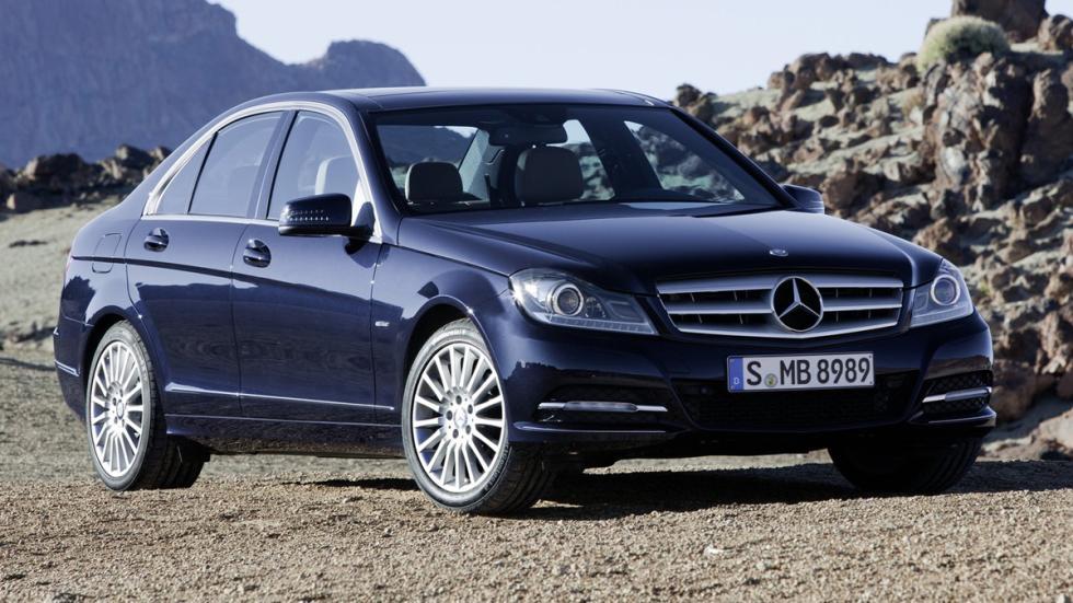 coches-mas-robados-recuperados-reino-unido-Mercedes-Clase-C
