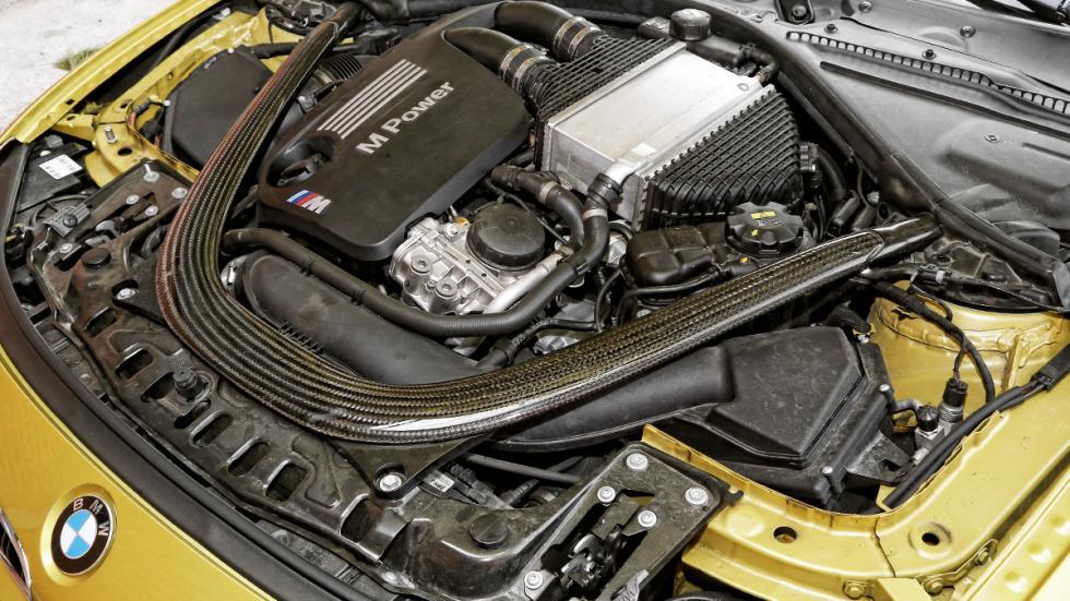 BMW-M4-motor