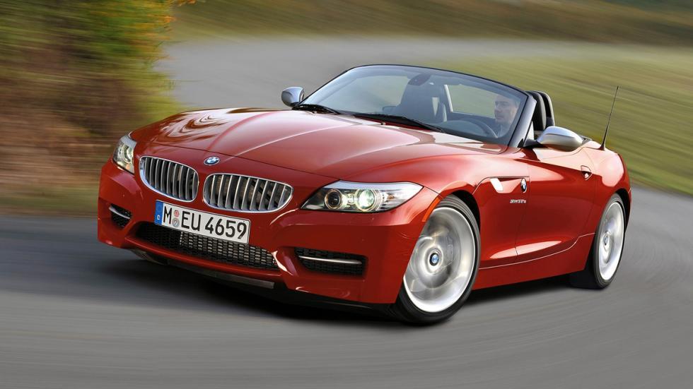 coches-usados-mas-fiables-2015-BMW-Z4