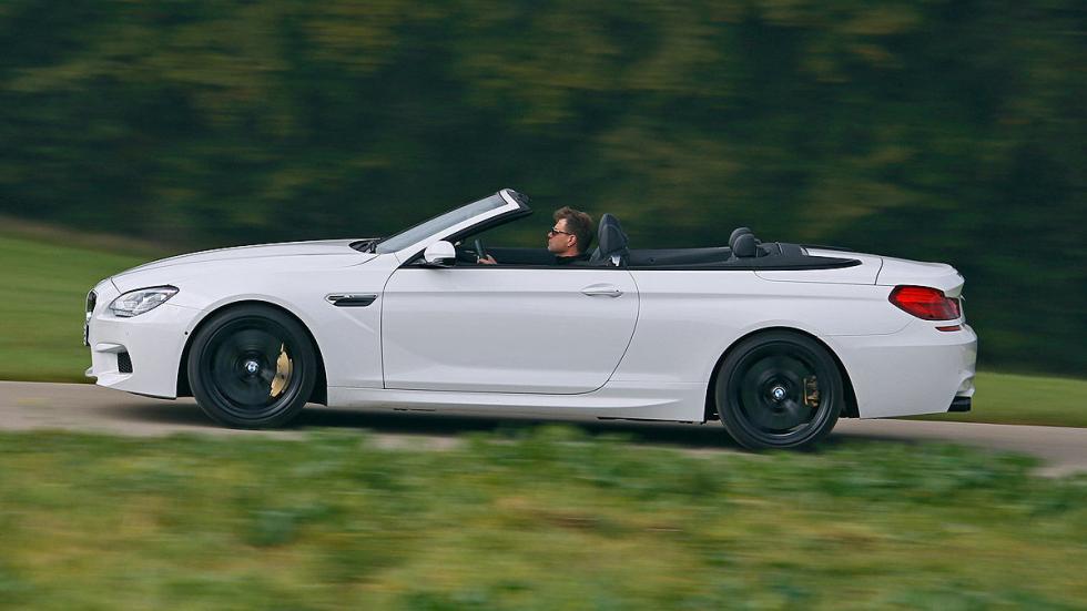 BMW M6 Cabrio lateral