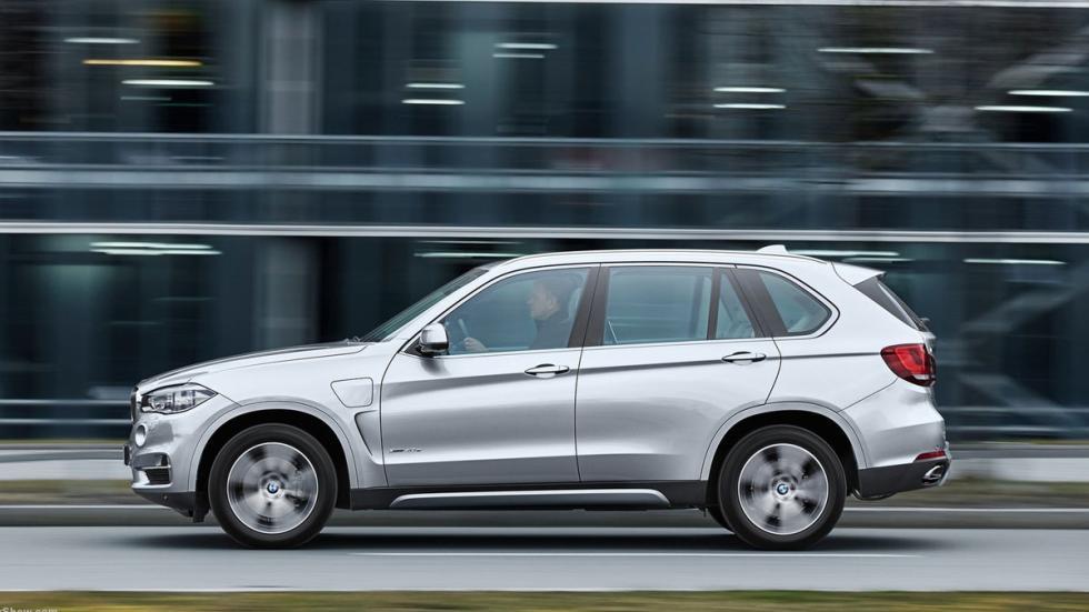 BMW X5 xDrive40e autonomía