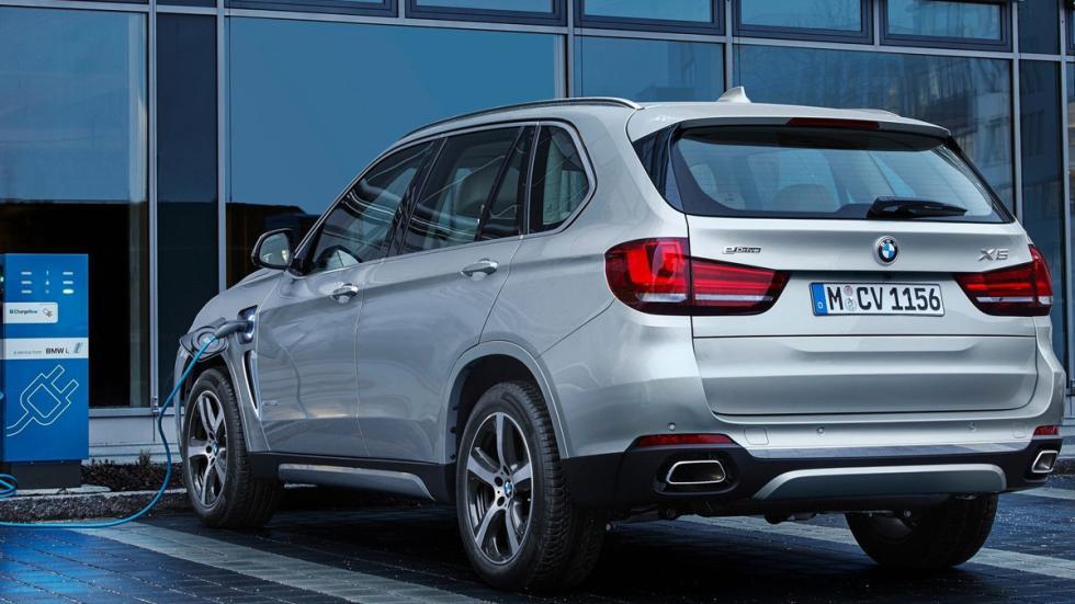 BMW X5 xDrive40e carga