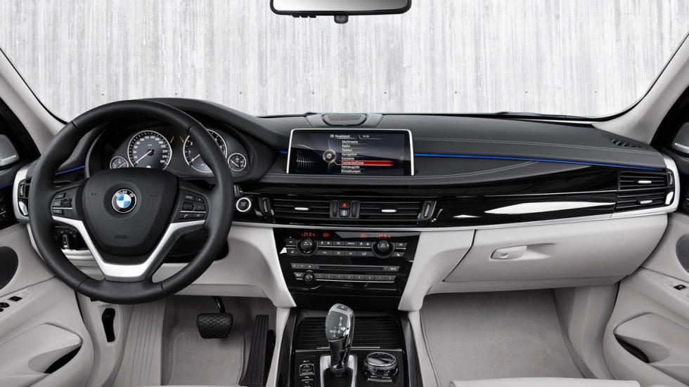 BMW X5 xDrive40e salpicadero