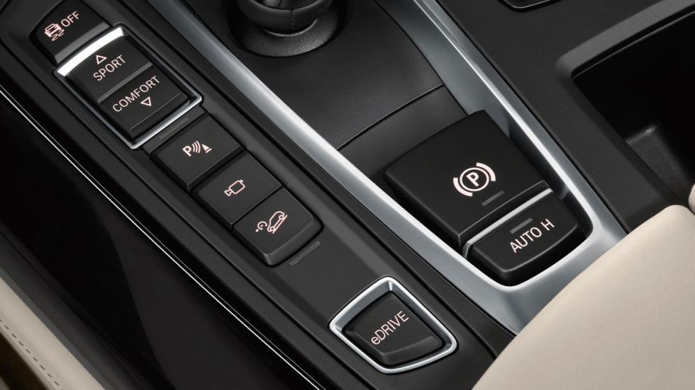 BMW X5 xDrive40e modos