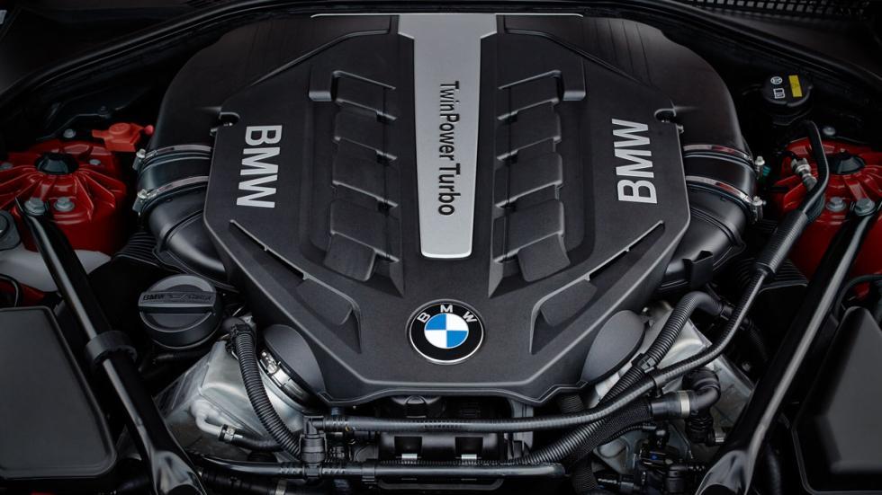 BMW Serie 6 2015 motor