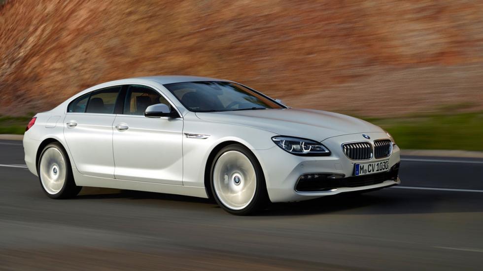 BMW Serie 6 2015 gran coupé