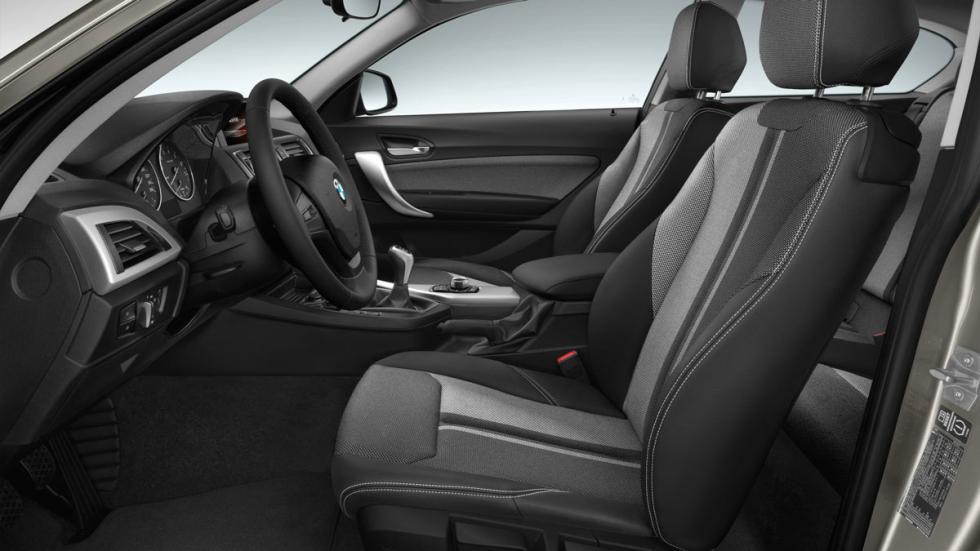 Asientos delanteros BMW Serie 1 2015
