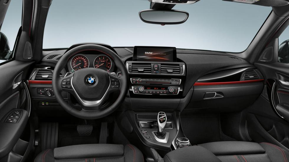 BMW 116d EfficientDynamics Edition