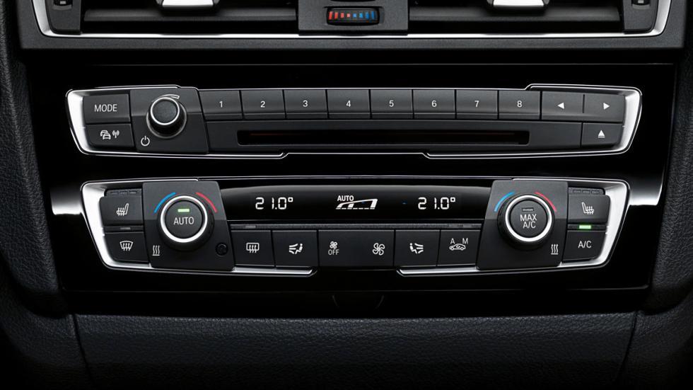 BMW Serie 1 climatizador bizona
