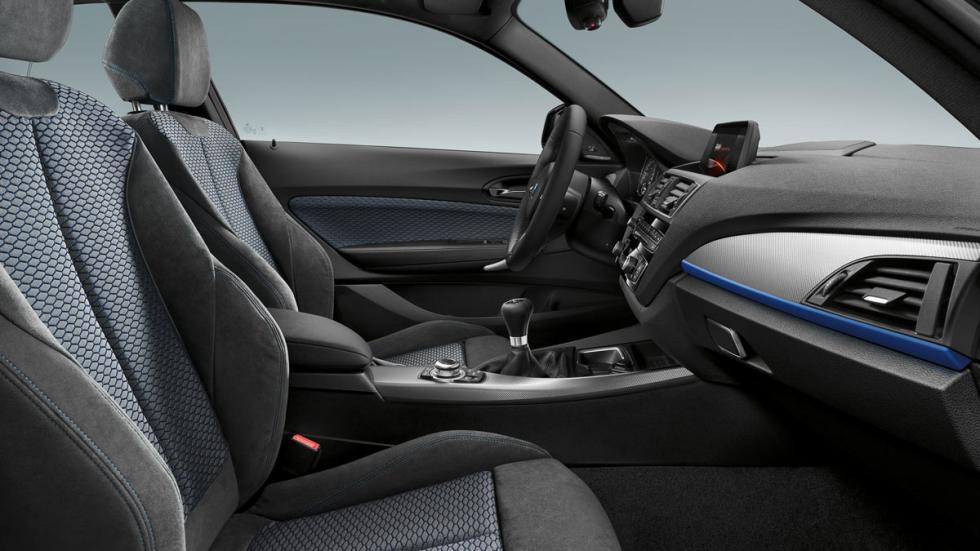 nuevas tapicerías disponibles para el BMW Serie 1 2015