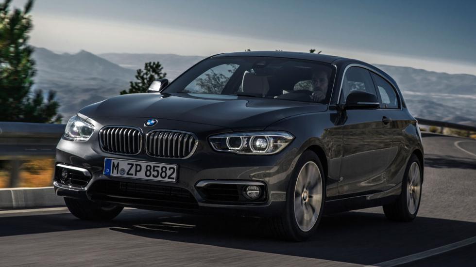 BMW Serie 1 2015, interior y detalles
