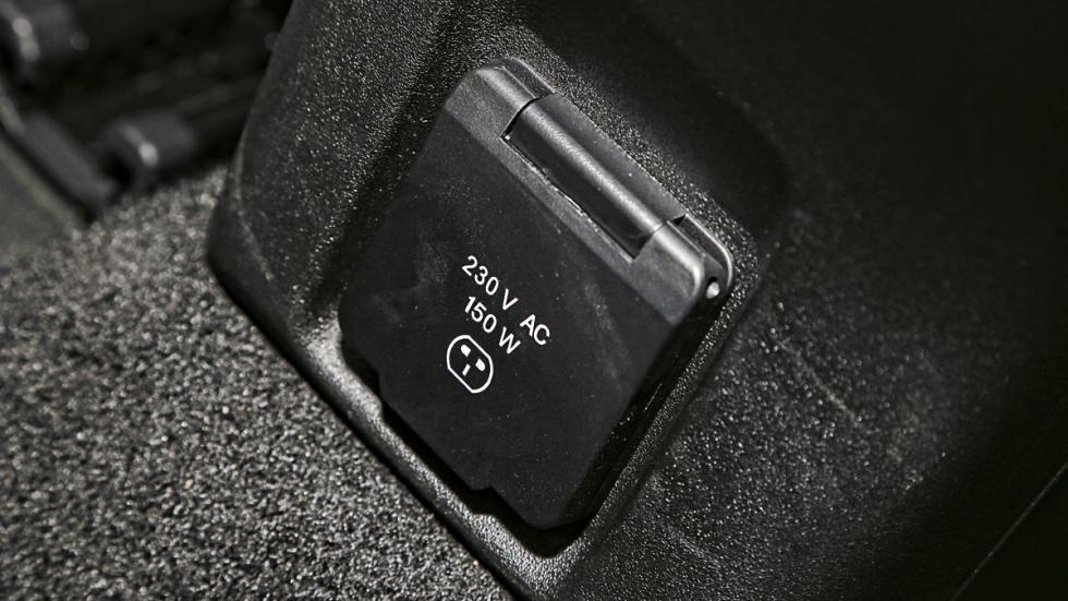 Toma de 230V del Jeep Renegade