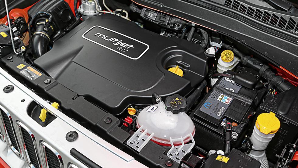 Motor 1.6 Multijet del Jeep Renegade