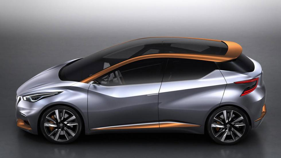 Nissan Sway Concept lateral