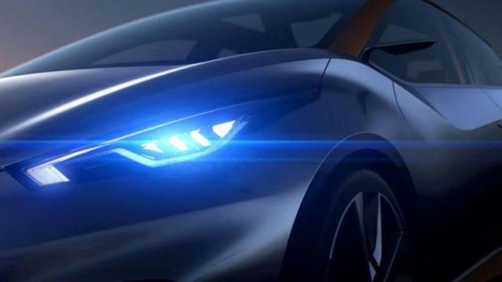Nissan Sway Concept detalle