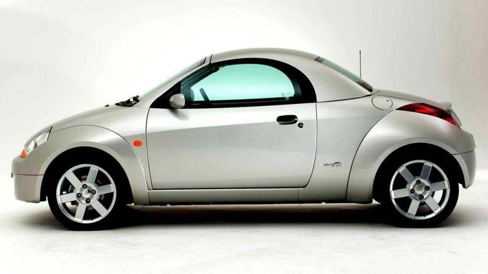 Ford StreetKa lateral