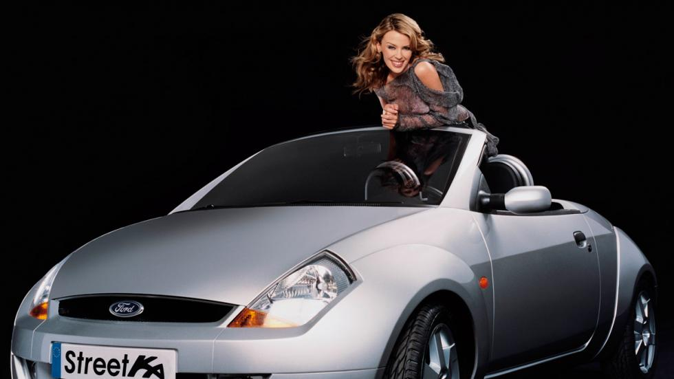 Ford StreetKa y Kylie Minogue