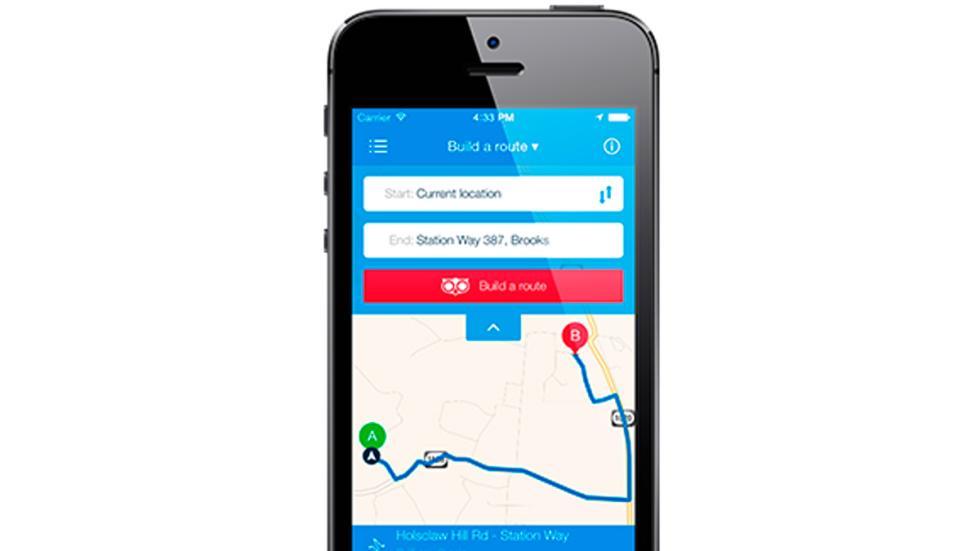 HUDWAY - GPS