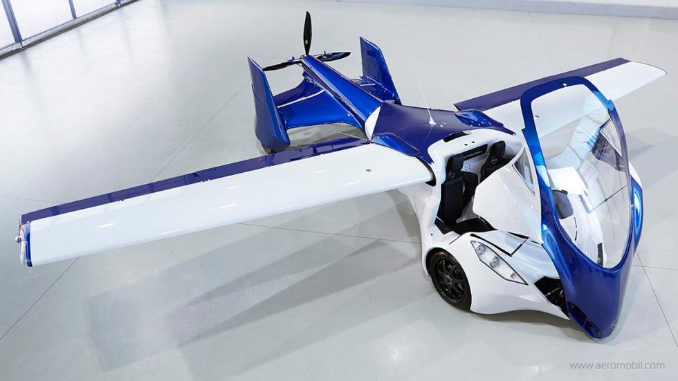 AeroMobil 3.0 cabina