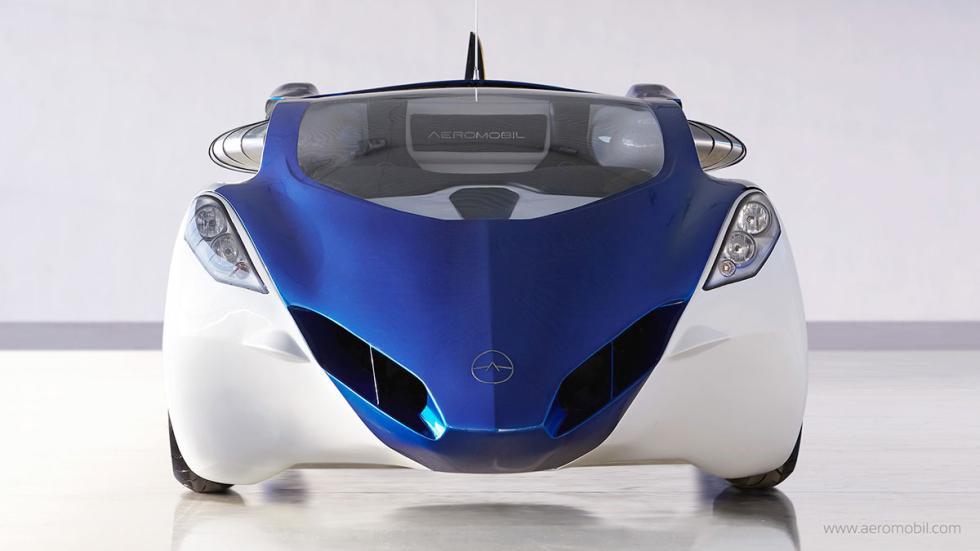 AeroMobil 3.0 frontal