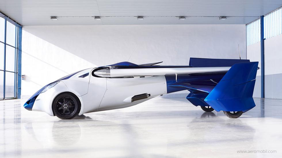 AeroMobil 3.0 lateral