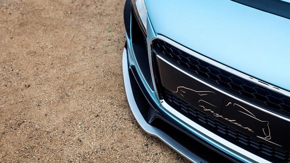 Audi R8 V10 PPI Speed Design morro detalle