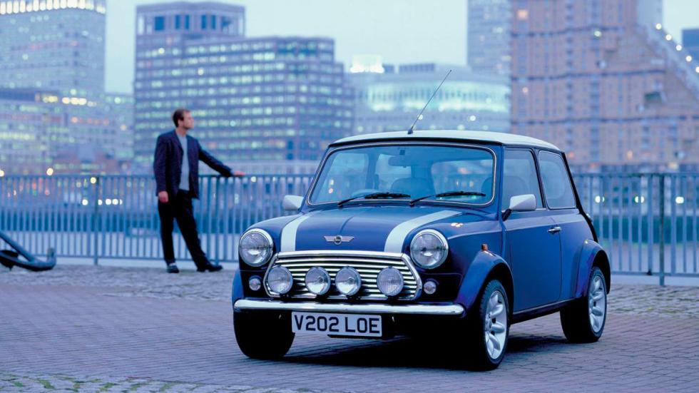 Mini Cooper 1.300 delantera