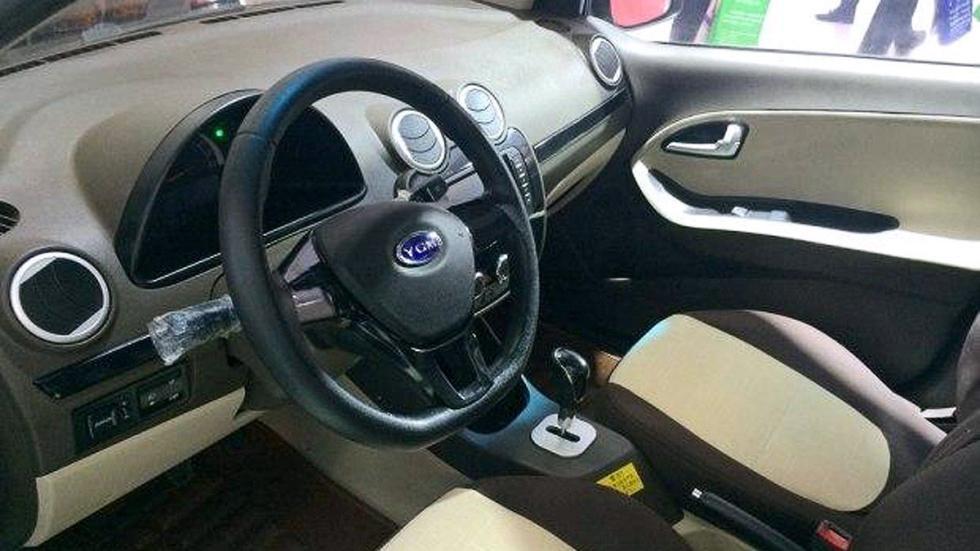 Yogomo 330 lateral interior