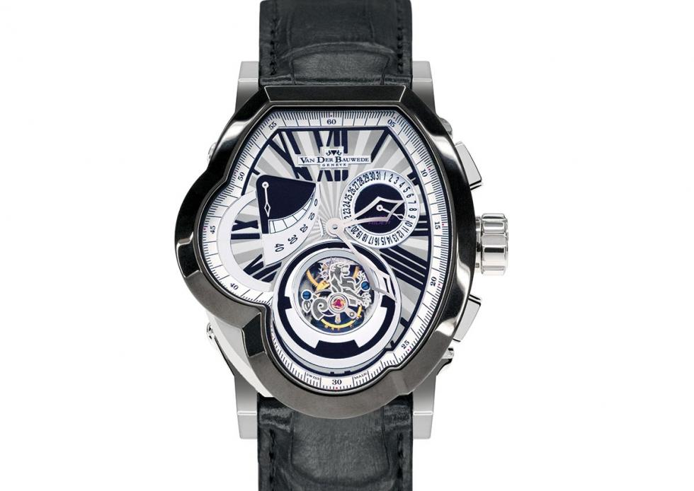 Van der Bauwede Legend T. Crown - Tourbillon
